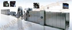 Автоматические линии R33-65 выпечки плоских многослойных вафель с начинкой - фото 6688
