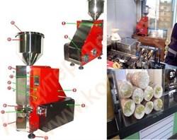 Машина настольная для приготовления зерновых хлебцев - фото 6700