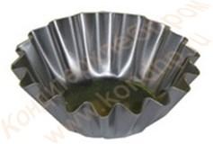 Формы штампованные стальные для кексов - фото 6716