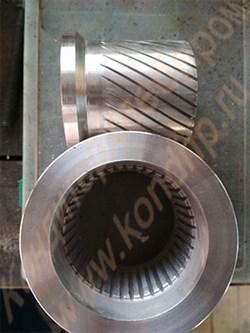 Жерновая мельница с водяной системой охлаждения ЖМВ-75 для получения ореховой пасты - фото 6726