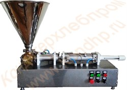 Шприц-дозатор и начинконаполнитель универсальный с пневмоприводом ШДН-УП - фото 6730