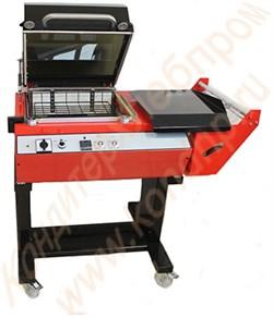 Упаковочный аппарат полуавтоматический горизонтальный УАП-350 (Г) для кондитерских, хлебобулочных изделий - фото 6732