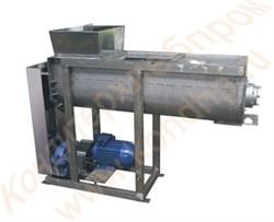 Смеситель сыпучих компонентов и мелкоштучных продуктов ССКП-230 - фото 6770