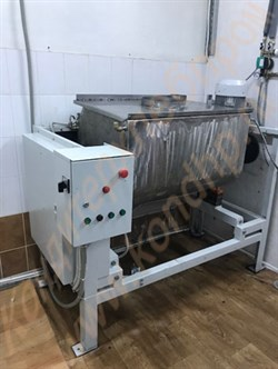 Тестомесильные машины для крутого, вязко-пластичного теста с Z-образными лопастями, с терморубашкой ТМ-80/ТМ-150/ТМ-300 - фото 6778