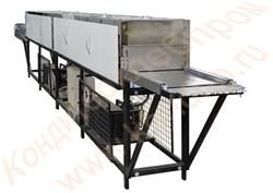 Охлаждающий конвейер ОК- 400/600 - фото 6788