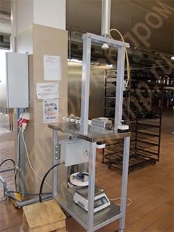 Машина для дозирования различных начинок (легких, тяжелых, пастообразных) пневматическая - фото 6843