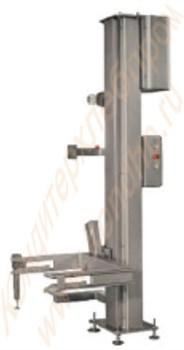 Подъемник технологических тележек цепной - фото 6852