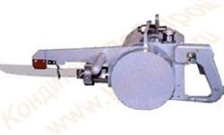 Пила ленточная для распиловки грудной кости электрическая марки ЮК ФПГ-1Э - фото 6862