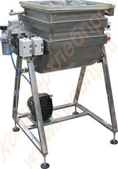 Фаршемешалка лопастная вакуумная на 150 литров ФМ-150В - фото 6887