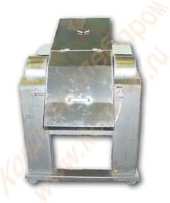 Машина резки замороженных мясных блоков на кусочки БР-2 ИМБ-600 (нерж. исполнение корпуса) - фото 6902