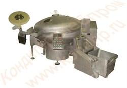 Куттер с ёмкостью чаши  500 литров вакуумный Л23-ФКВ-05 - фото 6923