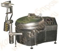 Куттер с ёмкостью чаши 125 литров вакуумный ВК-125 - фото 6925