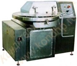 Куттер двухскоростной с емкостью чаши 40 литров ЛПК-1000К - фото 6933