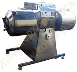 Мясной  массажер на 240 литров (двухемкостной) вакуумный  УВМ-100-2М - фото 6938