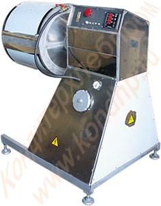 Мясной  массажер на 120 литров вакуумный с регулируемой частотой вращения емкости УВМ-100 - фото 6940