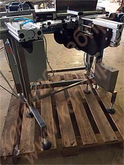 Машина для выдавливания пластилиновых жгутов (2-х шнековая, 4-х  ручьевая) и их струнной резки на готовые изделия заданной длины и веса - фото 7005