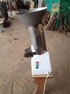 Дробилка ножевая хлебно-кондитерских отходов в панировочные сухари, сухофруктов в крошку, сахара в пудру СД-200 (аналог «Торнадос») - фото 7012