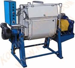 Тестомесильная машина ТМ-63 (МТ-200) для замеса крутого теста, для перемешивания вязко-пластичных, пластилиновых масс - фото 7027