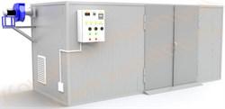 Шкафы сушильные конвекционного  тоннельного типа различной производительности для пищевых продуктов ШСК (Т)