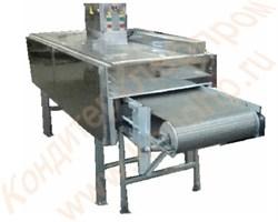 Печь туннельная конвейерная электрическая для выпечки лаваша, питы, пиццы - фото 7054