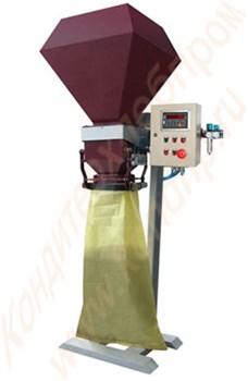 Весовой дозатор для сыпучих материалов для затаривания мешков с управляющим контроллером (углеродистая сталь / нержавеющая сталь) - фото 7061