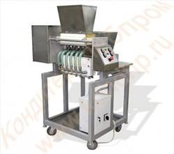 Машина выпрессовывающая для производства жгутов конфетных (пралиновых) масс ШПФ-6/ШПФ-9 - фото 7065
