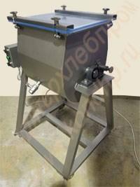 Машина взбивальная для приготовления сливочного масла МВМ-80 - фото 7070