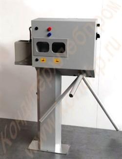 Установка дезинфекции работников (обработка рук)  в производственных помещениях на предприятиях напольная малогабаритная - фото 7073