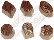 Формы поликарбонатные для отливки конфет