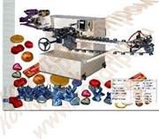 Автомат для завертки конусообразных мягких конфет KSS-7