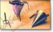 Дозировочная воронка для отливки мармелада,  помадки