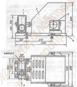 Дозатор опары марки  И8-ХТА-12-4