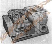 Питатель шлюзовый роторный марки М-122