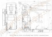 Тестомесильная машина марки Т1-ХТ2А