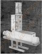 Машина тестомесильная марки А2-ХТТ