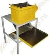 Трубчатый аппарат для приготовления полуцилиндрических мармеладных батонов для лимонных долек ТАМ-37
