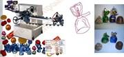 Автомат для завертки конусообразных, куполообразных мягких, шоколадных конфет KSS-7(Тайвань)