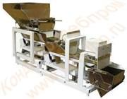 Дозатор весовой для сыпучих и мелкоштучных продуктов ВД-3000-1-2 одноручьевый,  двухканальный