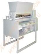 Машина для формования тестовых заготовок пряников, печенья с укладкой на под печи А2-ШФЗ-600/А2-ШФЗ-900