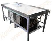 Охлаждающий стол универсальный для различных кондитерских масс (мармелада, суфле, грильяжа)