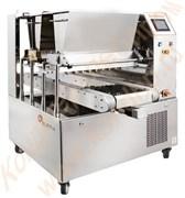 Тестоотсадочный двухбункерный универсальный автомат для производства широкого ассортимента кондитерских изделий DUOMAX CNC