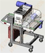 Машина для формования тестовых заготовок И8-ШФЗ