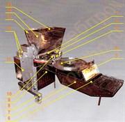 Машина универсальная  для замеса теста и формования мучных кондитерских  изделий   МЗФ-150