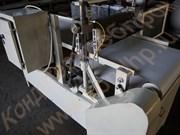Машина гильотинной резки пластов конфетных, кондитерских масс, батонов, полубатонов мармелада