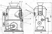 Машина тестомесильная марки Г4-ШТЛ