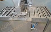 Дозатор и начинконаполнитель кондитерских изделий из различных видов теста, 4-х рядный, автоматический