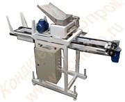 Машина для изготовления пряников и печенья А2-ШФЗ-400 и А2-ШФЗ-600 с укладкой изделий на ленточный транспортер с противнями