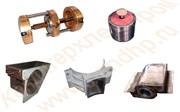 Комплектующие и аксессуары к тестоделителю А2-ХТН