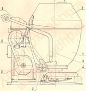 Тестомесильная машина «Стандарт»