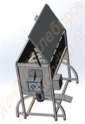 Смеситель ленточного типа для сыпучих компонентов ССК-500